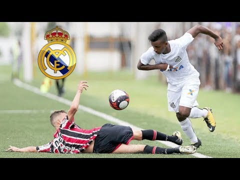 Rodrygo Goes Crazy Skills | Madrid Future Star |