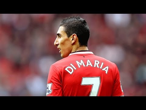 Ángel Di María ● All Goals & Assists for Manchester United ● 2014-2015 (FullHD)