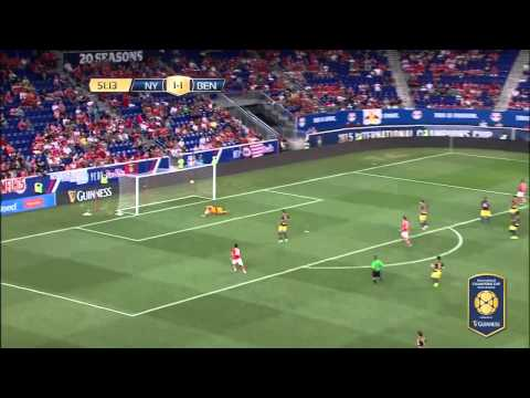 New York Red Bulls VS SL Benfica ( ICC 2015 ) [ FULL HIGHLIGHTS ]