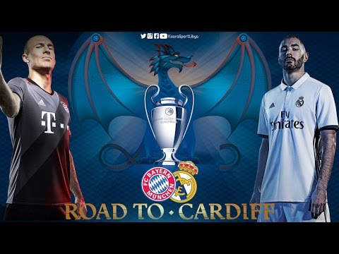 Promo Bayern Munich vs Real Madrid – UEFA Champions League – 2017-04-12