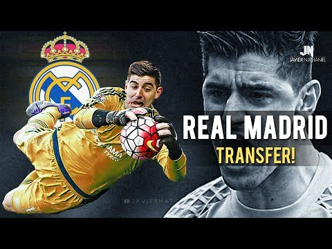 Thibaut Courtois – Real Madrid Transfer! Best Saves 2017-2018