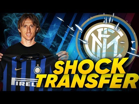Luka Modric To Make SHOCK Real Madrid Exit For Inter Milan! | Transfer Talk