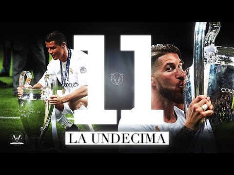 Real Madrid 2016 – La Undécima [Audio Muted] [Download link available]