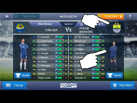 Cara Mengganti KIT dan LOGO Dream League Soccer 2018