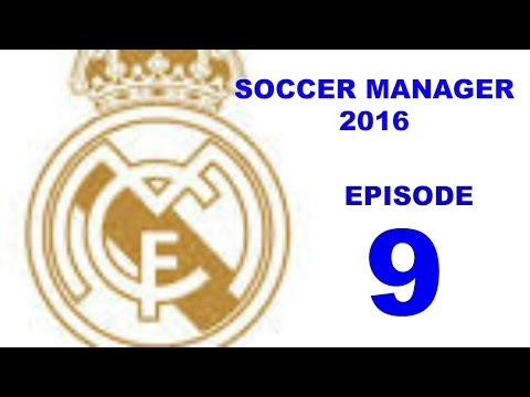 Soccer Manager 2016 Real Madrid Episode 9 – Three Easy Wins