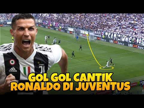 7 Gol Ronaldo di Serie A Bersama Juventus 2018