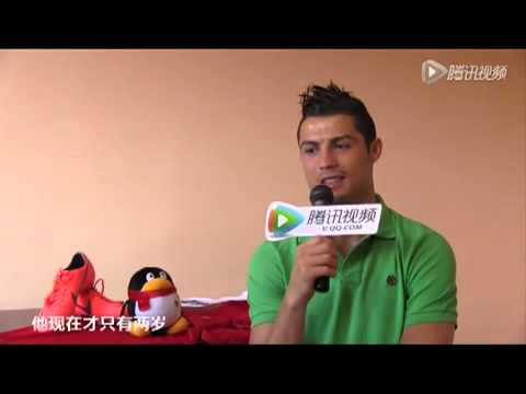 Cristiano Ronaldo NEW Exclusieve Funny Interview 2014 | Portugal – Real Madrid – Manchester United