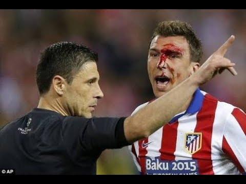 Mazic the referee Champions League final between Liverpool and Real Madrid.