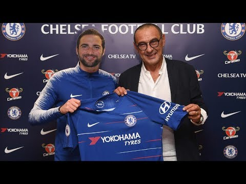 LATEST PREMIER LEAGUE TRANSFER NEWS CONFIRMED & RUMOURS JANUARY 2019 (HIGUAIN  To chelsea) #1