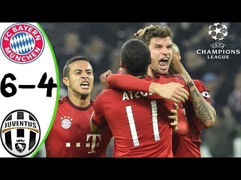 Bayern munich vs Juventus 6-4 – Full Match Highlights Quater Final