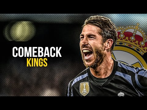 Real Madrid ● Kings of Comebacks ● Best Comebacks | HD