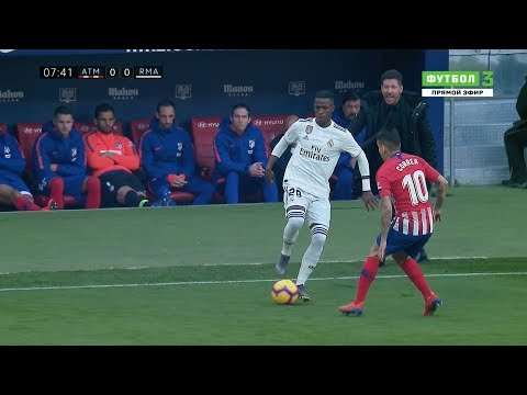 Vinícius Júnior Vs Atletico Madrid HD 1080i (09/02/2019)