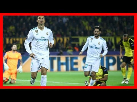 Breaking News | Ronaldo: 'real madrid are on a roll now'