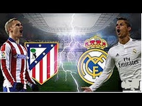 Atletico Madrid vs Real Madrid Live score
