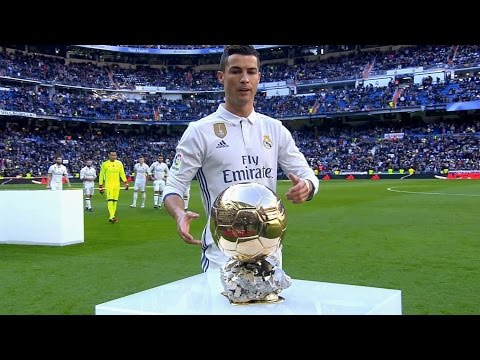 Cristiano Ronaldo vs Granada Home HD 1080i (07/01/2017) by 1900FCBFreak