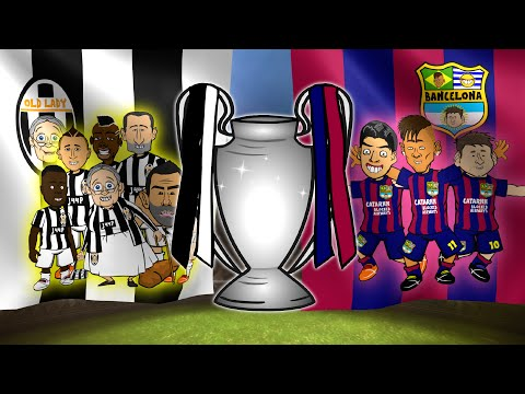 🏆UCL Champions League Intro Theme Song🏆 (ROAD TO BERLIN FINAL 2015 Juventus vs Barcelona Titles)