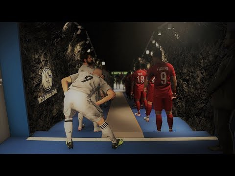 PES 2019 I REAL MADRID vs LIVERPOOL