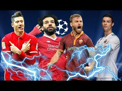 Dates des matches des demi-finales de Ligue des Champions 2018