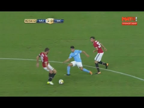 Brahim Díaz vs Manchester United – Amistoso/Friendly – 20/07/2017