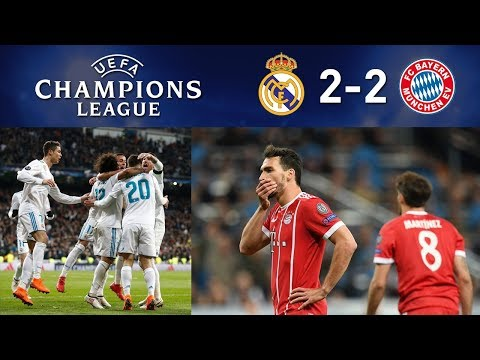 REAL MADRID 2-2 BAYERN MUNICH (4-3) – UNDESERVED?!