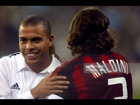 Real Madrid vs AC Milan 3-1 – UCL 2002/2003 Best Match Ever Full Highlights