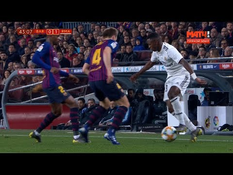 Vinícius Júnior Vs Barcelona HD 1080i (06/02/2019)