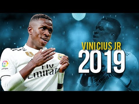 "Vinicius Jr 2019 • ""ViniShow"" • Insane Skills, Goals, Assists 