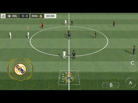 Cara Download + Install fts 18 mod Real Madrid