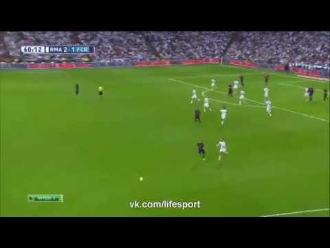 Real Madrid vs Barcelona 25/10/2014