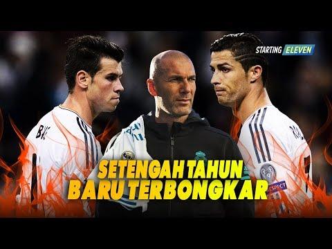 Gara2 Bale & Ronaldo 😡 Rahasia Yang Membuat Zidane Terpaksa Mundur dari Real Madrid