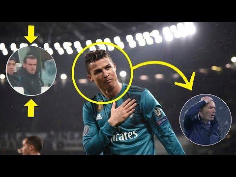 Lo Que NADIE VIÓ Del GOLAZO DE CRISTIANO RONALDO ⚽ Juventus vs Real Madrid 03/04/2018 👈