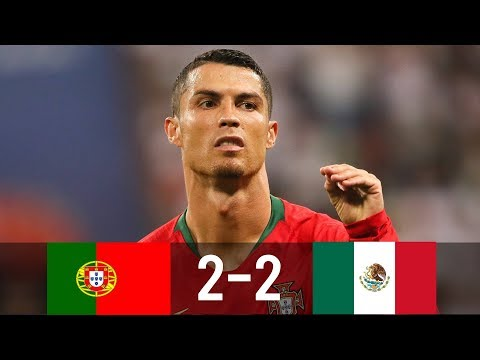 Portugal vs Mexico 2-2 – All Goals & Extended Highlights – CC 18/06/2017 HD