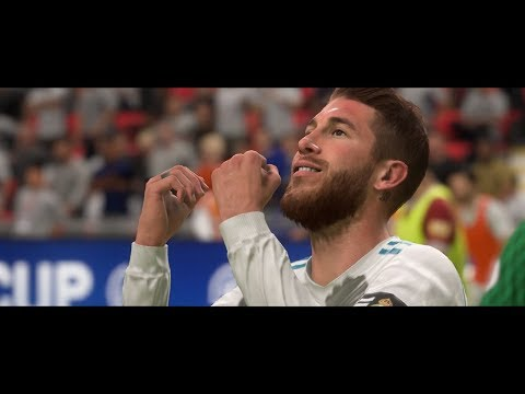 FIFA 18 Cinematic: REAL MADRID VS LIVERPOOL |Champions League Final Kiev 2018| Pirelli7
