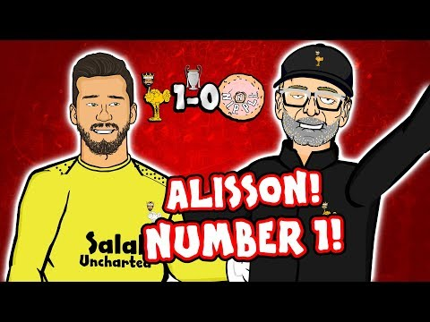 🧤ALISSON – NUMBER 1!🧤 Liverpool vs Napoli 1-0 (Champions League Goal Highlights Amazing Save)
