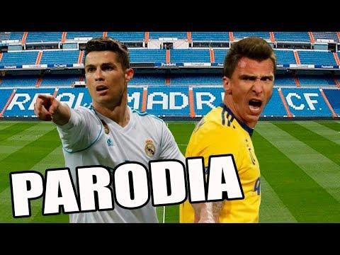 QUE CALLEN A LOS BOBOS (Llegaron Los Lobos) PARODIA (Canción Real Madrid vs Juventus 1-3)