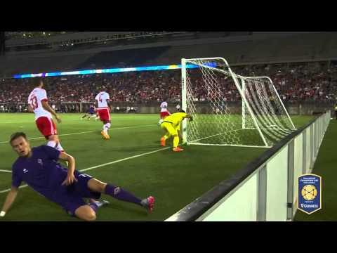 SL Benfica VS Fiorentina ( ICC 2015 ) [ FULL HIGHLIGHTS ]