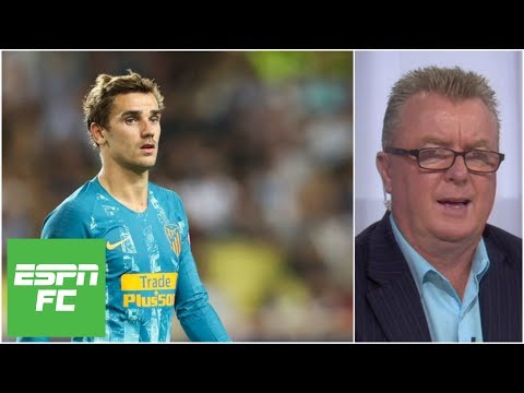 Reacting to Antoine Griezmann's 'ignorant' Messi and Ronaldo comments | ESPN FC