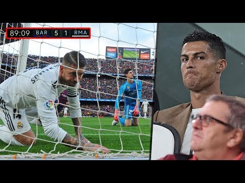Real Madrid without Ronaldo and with him – Differences |HD