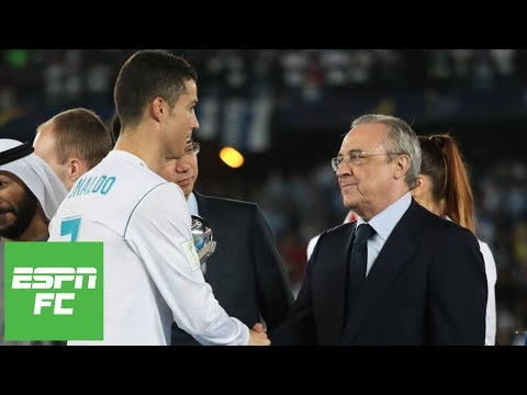 Cristiano Ronaldo has 'had it' with Real Madrid and president Florentino Perez | ESPN FC