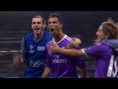 Final Liga Champions 2017 : Juventus vs Real Madrid (1- 4)   Highlights & Goals