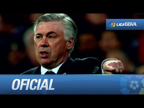 El Real Madrid 2014/2015 según Carlo Ancelotti