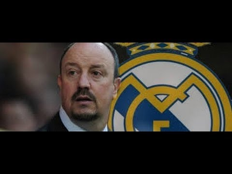 Rafa Benítez, welcome to Real Madrid | Real Madrid coach 2015 | Bienvenido al Real Madrid (HD)