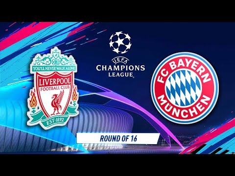 Liverpool vs Bayern Munich | FIFA 19 Prediction | Champions League