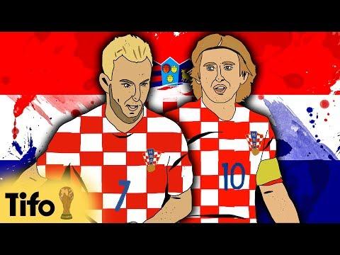 FIFA World Cup 2018™: Croatia's Luka Modric & Ivan Rakitic