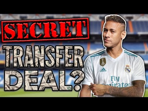 Neymar's £260M Transfer To Real Madrid To Be Confirmed Before The World Cup?! | #VFN