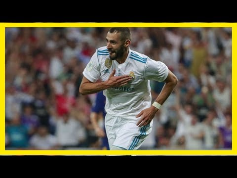 Breaking News | Real madrid news: karim benzema is 'overrated' – gary lineker