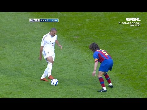 Ronaldo Phenomenon Amazing Skills – Show ● Real Madrid 2002 – 2007