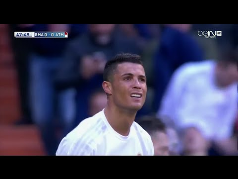 Real Madrid vs Atletico Madrid 0-1 Extended Highlights [ English Commentary ] 27.02.2016