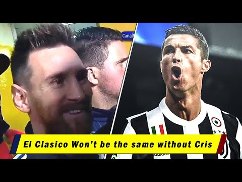 FAMOUS Players Reacting to Cristiano Ronaldo Transfer to Juventus – Tweets & Interviews