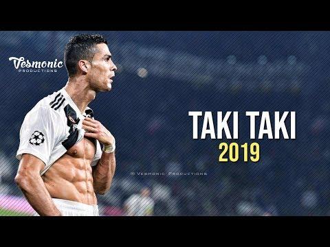Cristiano Ronaldo – Taki Taki | Skills & Goals 2018/2019 | Juventus HD